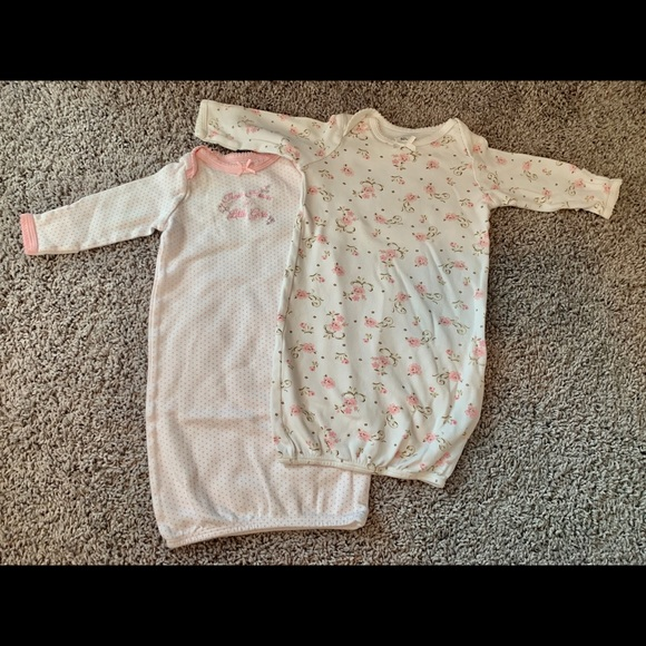 Other - Two Newborn Gowns